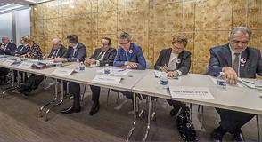 Les 7 départements franciliens unis pour défendre une grande métropole ambitieuse, solidaire et démocratique