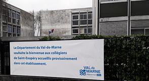 Deux déménagements simultanés pour les collégiens de Saint-Maur et de Vincennes