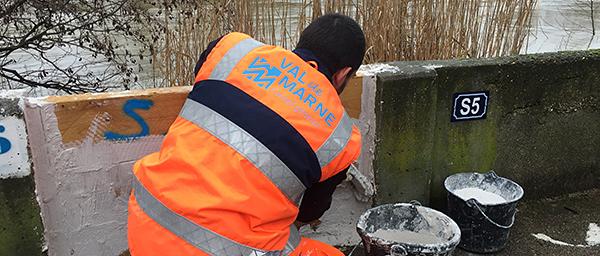 Vigilance crues sur les cours d'eau en Val-de-Marne: le Département mobilisé
