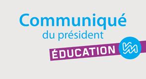 Pour Christian Favier, les mesures de la carte scolaire pour la rentrée 2018 dans le Val-de-Marne sont très inquiétantes pour la réussite des élèves