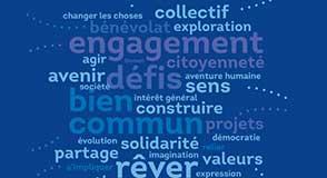 """""""Etre bénévole aujourd'hui, quels défis pour demain?"""": associations, le Département vous invite mardi 3 avril à Créteil pour échanger sur le bénévolat."""