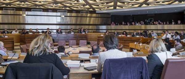 Séance du Conseil départemental: vote du budget 2018