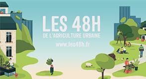 Les 48h de l'Agriculture: du 20 au 22 avril à Vitry-sur-Seine, devenez jardinier le temps d'un week-end pour végétaliser la ville avec Planète Lilas!