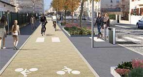 Le cœur de ville de Chevilly-Larue se transforme. Pour découvrir le projet et l'avancée des travaux, profitez de la balade urbaine samedi 2 juin à 10h.