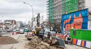 Le samedi 9 juin, le Département vous convie à une balade urbaine à Villejuif pour échanger sur l'avancement du réaménagement des rampes de la RD7.