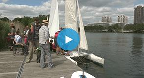 Le 17 juin dernier, les sports nautiques et les guinguettes étaient à l'honneur dans les Jeux du Val-de-Marne. Retour en images.
