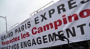 Le Département du Val-de-Marne rejette à l'unanimité toute remise en cause de l'interopérabilité des lignes 15 Est et Sud du métro.