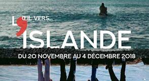 L'Oeil vers... l'Islande: du 20 novembre au 4 décembre, les journées cinématographiques du Val-de-Marne contre le racisme, pour l'amitié entre les peuples, mettent l'Islande à l'honneur.