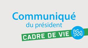 La Commission permanente s'est réunie lundi 3 décembre 2018. Des actions concrètes au service des Val-de-Marnais: 53 rapports ont été votés.