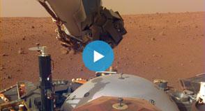 3 questions à Franck Poirrier, directeur de Sodern, entreprise val-de-marnaise spécialisée dans l'industrie aéronautique. Sodern a fabriqué le sismomètre de la sonde InSight, qui s'est posée sur Mars fin 2018.