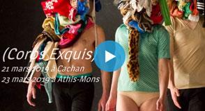 """3 questions à Joanne Leighton, une artiste soutenue par le Département, qui présentera sa dernière création """"Corps exquis"""" lors de la prochaine Biennale de danse du Val-de-Marne."""
