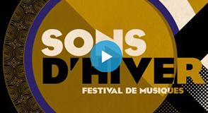 Jusqu'au 23 février 2019, le festival musical Sons d'hiver propose une programmation pétillante et exigeante dans 14 villes du Val-de-Marne et à Paris.