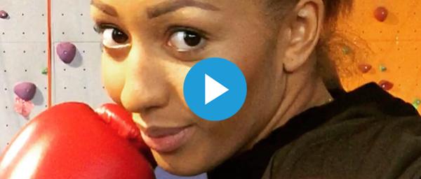 Boxons les préjugés: avec Estelle Mossely, le Département s'engage pour l'égalité dans le sport