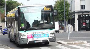 Depuis le 1er avril, la ligne de bus 172 est renforcée. La ligne de bus 201 sera prolongée jusqu'à Paris dès le 20 avril. Des améliorations en matière de desserte et de fréquence de passage.