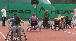 Vendredi 12 avril, c'est l'ouverture des assises départementales de l'accessibilité organisées à la Maison du handball à Créteil.