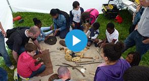 Les apprentis archéologues ont rendez-vous le mercredi 17 avril à Villejuif pour découvrir l'univers fascinant de l'archéozoologie