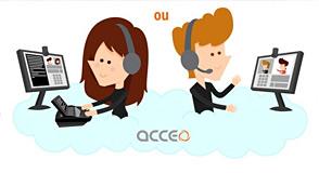 Suite à l'expérimentation positive d'Acceo, un service pour faciliter l'accès face à face et l'accueil téléphonique des personnes sourdes et malentendantes, le dispositif s'étend.