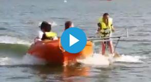 Retrouvez le premier reportage de notre chaîne IGTV (Instagram) consacré à Voguez sur le lac, temps fort des Jeux du Val-de-Marne. Profitez-en jusqu'au 16 juin!