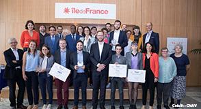 Soutenu par le Département, la Bourse Charles Foix récompense les projets innovants permettant d'améliorer l'autonomie des seniors et/ou de leurs aidants. La remise des prix a eu lieu le 20 juin.