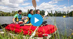 Revivez la Val'Dingo 94, la folle course d'obstacles qui a clôturé les Jeux du Val-de-Marne, le 16 juin dernier.  Un reportage inédit sur notre chaîne Instagram, IGTV.