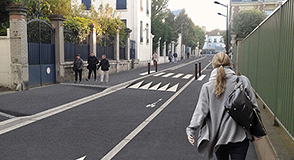 Le 22 juin, venez inaugurer les travaux de réaménagement de la rue du Commandant Jean-Duhail à Fontenay-sous-Bois. 500 m de trottoirs ont été rénovés pour sécuriser les déplacements.