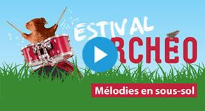 Le 30 juin au parc départemental des Hautes-Bruyères, initiez-vous à l'archéologie lors d'une journée placée sous le rythme de la musique!