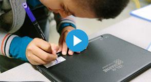 Depuis 2012, le Département a mis en place le dispositif Ordival: un ordinateur portable pour chaque collégien entrant en 6ème. Inscrivez-vous en ligne afin d'en bénéficier!