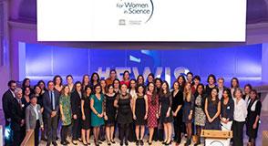 Trois chercheuses du Val-de-Marne ont été distinguées par la Fondation L'Oréal-UNESCO pour les Femmes et la Science.