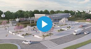 Altival, le projet du premier téléphérique urbain d'Île-de-France, reliant Créteil à Villeneuve-Saint-Georges a été déclaré d'utilité publique le 22 octobre.