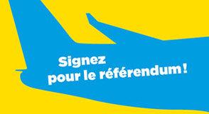 Plus d'un million de soutiens au référendum ADP: le Président de la République doit tenir ses engagements.