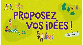 Déjà 200 propositions pour le premier budget citoyen du Val-de-Marne! Il vous reste jusqu'au 31 décembre pour participer.