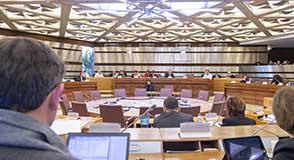 Séance du 10 février 2020: le budget 2020, l'extension du forfait Améthyste, Altival, etc.