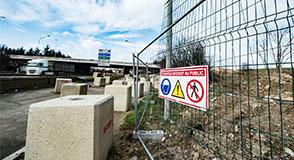 Début des travaux de prolongement de la RN406 jusqu'au Port de Bonneuil: moins de bruit, moins d'embouteillage et moins de pollution!