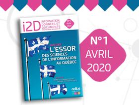 I2D n° 1 avril 2020 vient de paraître!