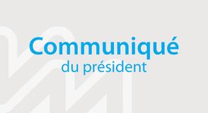 Le Président du Département apporte son soutien dans la lutte pour un enseignement supérieur public et gratuit.