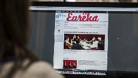 Pendant le confinement, le Département élargit l'accès à la médiathèque numérique Eurêka  à tous les Val-de-Marnais et toutes les Val-de-Marnaises.