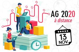 AGENDA • AG 2020 à distance