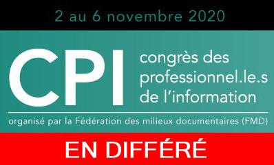 Congrès CPI en différé jusqu'à fin février 2021