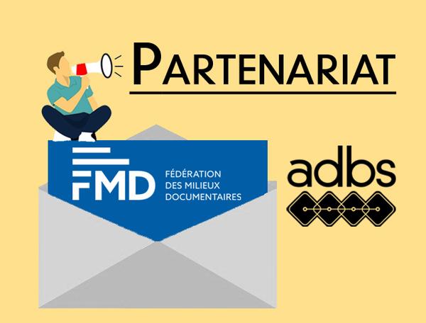 Notre partenariat avec la Fédération des Milieux Documentaires