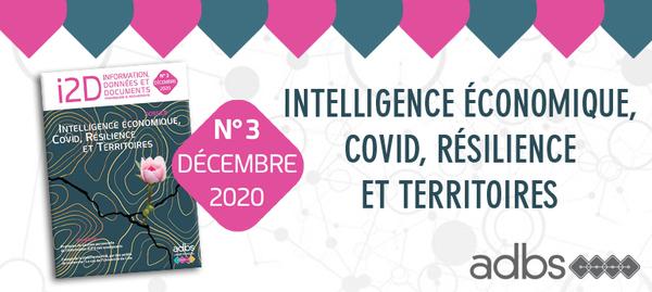 VIENT DE PARAÎTRE • Le N°3 d'I2D 2020 est disponible!