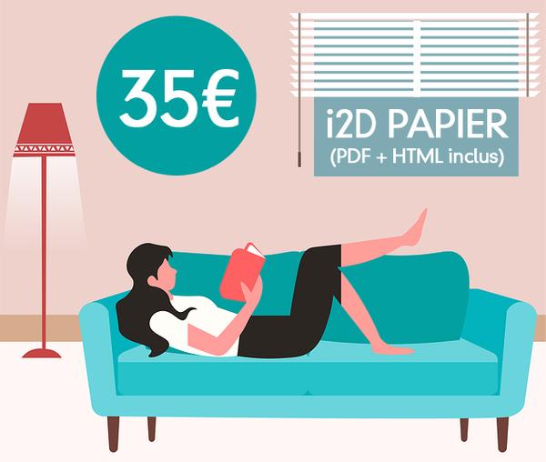 À LA UNE • I2D disponible en version PAPIER