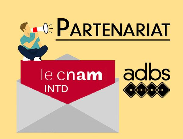 Notre partenariat avec l'INTD-Cnam