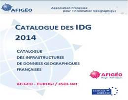 Catalogue des IDG 2014