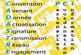 Plan cadastral informatisé de janvier 2015