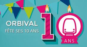 Mercredi 16 novembre, l'association Orbival fête ses 10 ans: une décennie de lutte pour le métro!