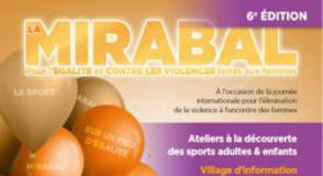 Dimanche 27 à Champigny, c'est La Mirabal: du sport contre les violences faites aux femmes
