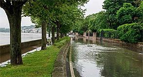 Comment gérer une crue? Pour tout comprendre, rendez-vous à Ablon-sur-Seine le samedi 18 mars pour une balade commentée