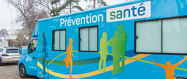 Un nouveau bus pour promouvoir la santé des jeunes dans tout le Val-de-Marne!