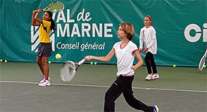 Tennis: dimanche 23 avril à Créteil, assistez à la finale de la Coupe Jeunes du Conseil départemental 94