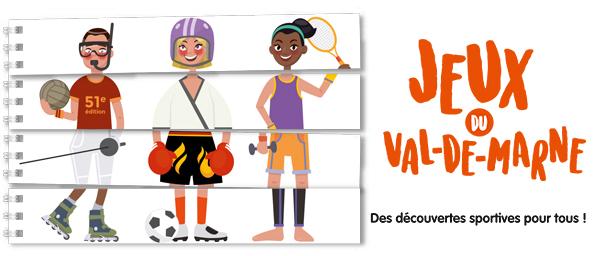 Participez aux Jeux du Val-de-Marne!